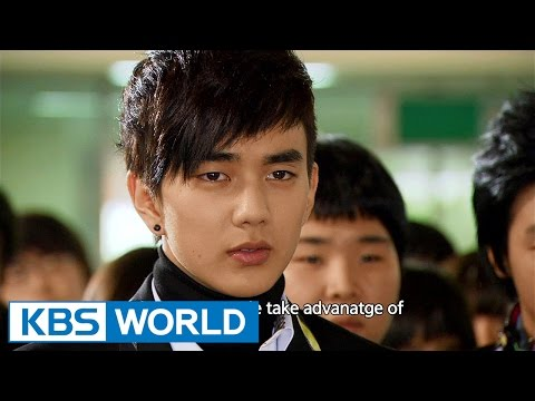 Master of Study   공부의 신 - Ep.1: Poor lawyer goes to Byeongmun High!