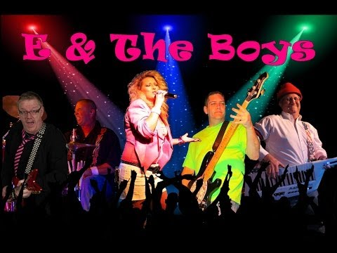 E & The Boys Photo Montage Intro to the band