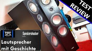 CANTON GLE 90 Hi-Fi Standlautsprecher Test | Review | Soundcheck. Besser als immer nur Bass