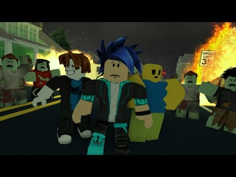Zombie Apocalypse - A Roblox Animation [VOTE FOR THE 2018 BLOXYS]