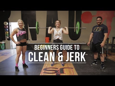 Beginners Guide to Clean & Jerk with Meg Squats | JTSstrength.com