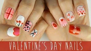 Nail Art for Valentine