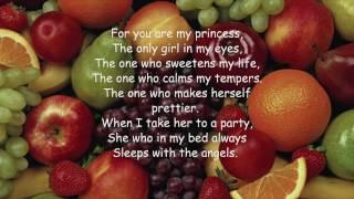 Fruta Fresca lyrics (English Translation)