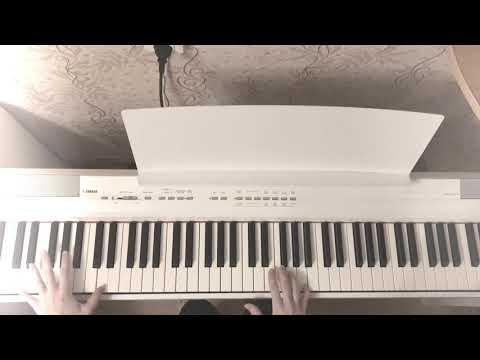 Рита Дакота - Новые линии на фортепиано (cover by Victoria Titova)