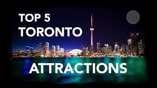 Toronto's Top 5 Attractions & CityPASS - J&C Toronto