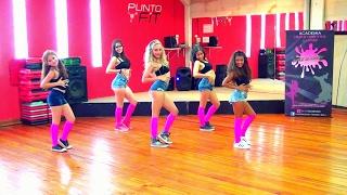 Suena la Alarma - Reggaeton by Dance is convey (HD)