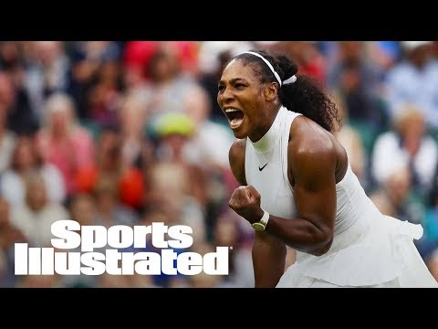 Serena Williams Shares First Photo Of Daughter Alexis | SI Wire | Sports Illustrated