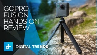 GoPro Fusion - Hands On Review