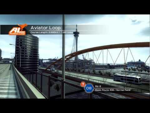 Видео № 1 из игры Ridge Racer 6 (Б/У) [X360]