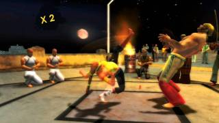 Martial Arts: Capoeira video