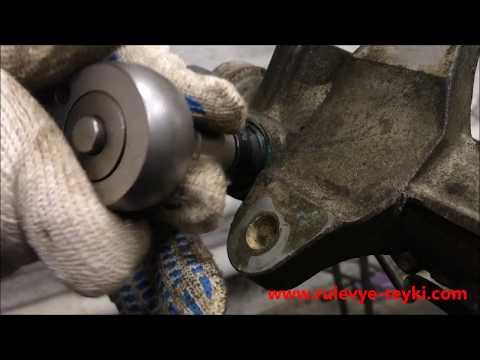 Рулевая рейка Киа рио 3,Ремонт рулевой рейки Kia Rio в Москве