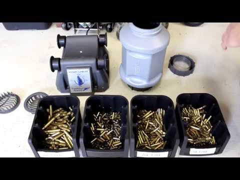 Brass Cleaning: Frankford Arsenal Platinum Series Rotary Tumbler 7L