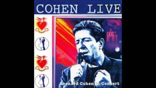 Leonard Cohen - There Is a War (Live at O'Keefe Center, Toronto, 1993)