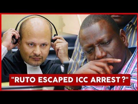 "UGANDA Trip BOMBSHELL: ""UHURU Saved RUTO from ICC!"""