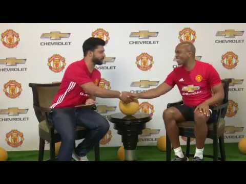 Facebook Live session with Manchester United legend Quinton Fortune