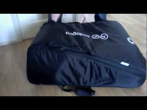 How to get your Joolz into the Bugaboo travelbag