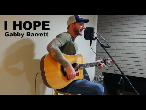 Gabby Barrett - I Hope (Cover)