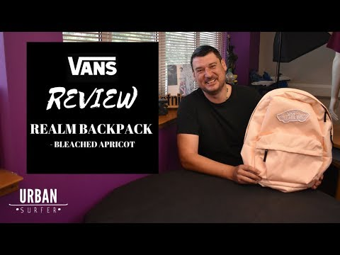 Vans Realm Backpack | Product Review