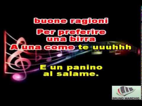 KARAOKE 13 BUONE RAGIONI CON CORI (DEMO) - ZUCCHERO