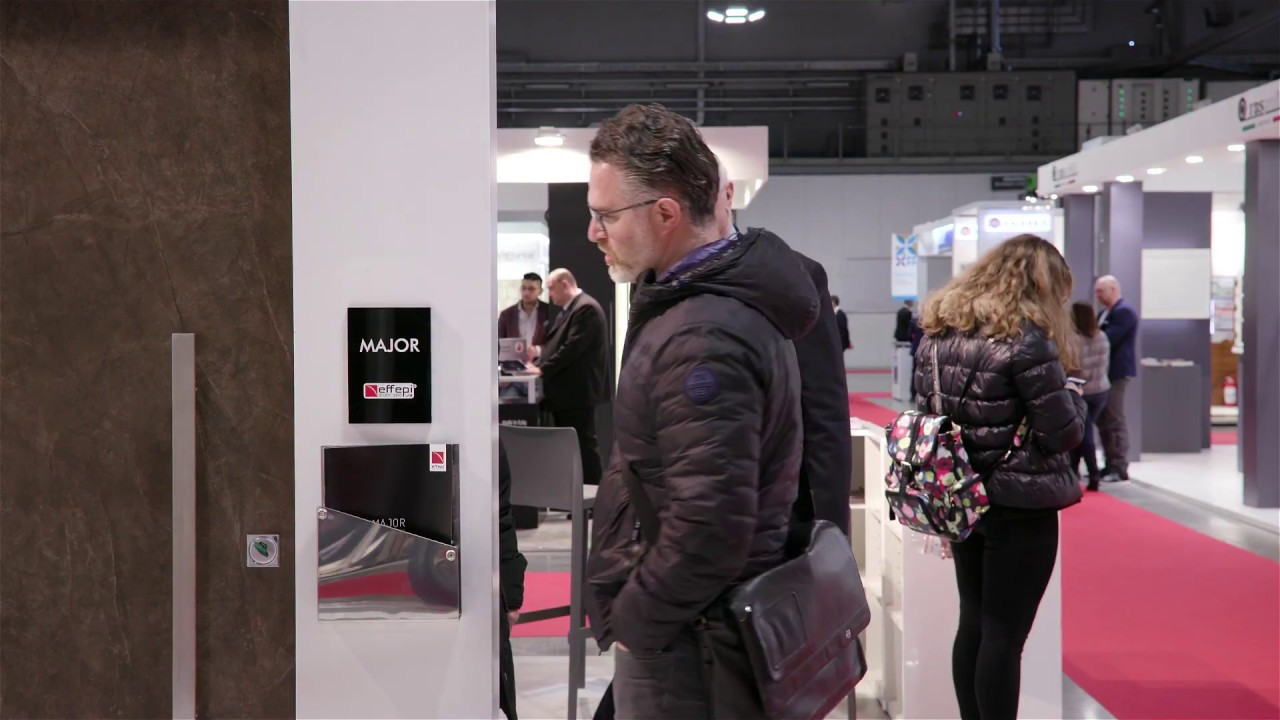 Effepi Security Doors al Made Expo 2017