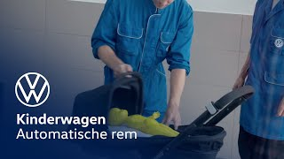 Смотреть онлайн Революционная коляска от компании Фольксваген