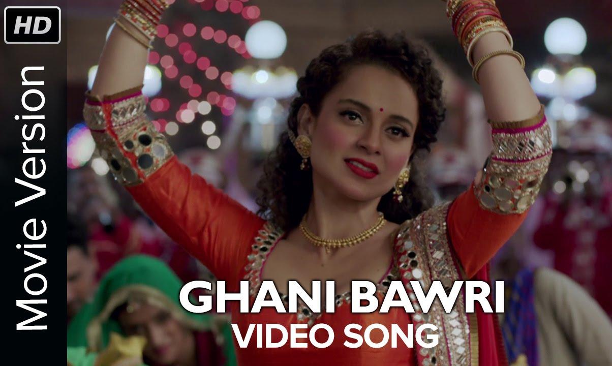 Ghani Bawri Lyrics Meaning English Translation