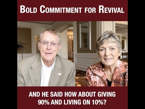 """Bold Commitment to Revival"""