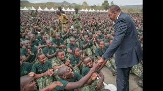Will President Uhuru Kenyatta take action on the NYS officials as DCI plans to confiscate property