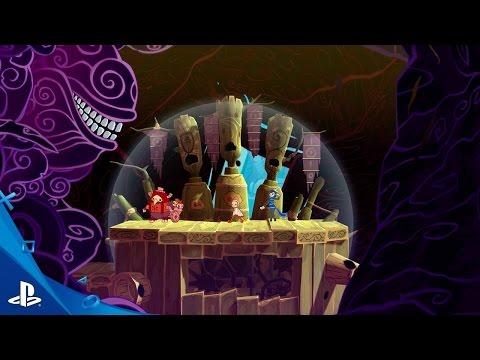 Shu -  Launch Trailer | PS4, PS Vita thumbnail
