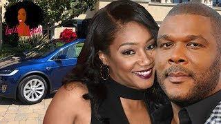 Tyler Perry Buys Tiffany Haddish A Tesla! Is He Trolling Mo'Nique?