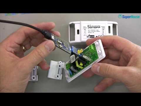 31: Sonoff Tasmota installation and configuration
