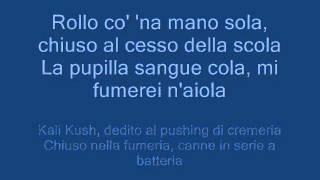 Deal Pacino   Cannabis Rappers Lyrics (feat. Noyz Narcos, Rasty, Truth)