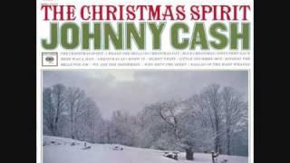 Johnny Cash - I Heard The Bells On Christmas Day.