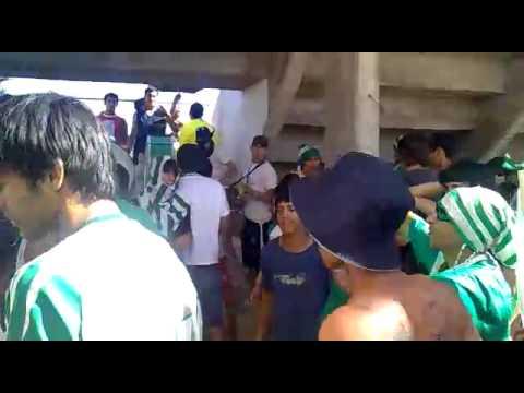 """""""LA BARRA 11 1 VS TRIKI"""" Barra: La Barra Once Mas Uno • Club: Rubio Ñu"""