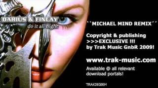Do it all night - Michael Mind remix
