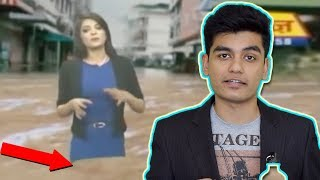 News Reporting Gone Wrong! (Ft. TG Films & Priya Prakash Varrier)