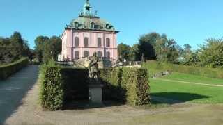 preview picture of video 'Fasanenschlösschen bei Moritzburg in Sachsen'
