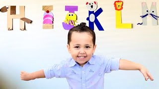 Alphabet Crafts For Toddlers Part: 2