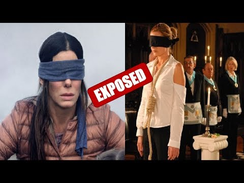 Movie Bird Box Decoded From An Occult & Cosmological Perspective! Masonic Symbolism EXPOSED!