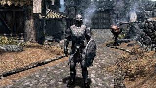 Скайрим мод #13 Броня и оружие Лорда