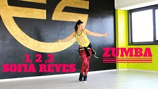 1 2 3 - Sofia Reyes Ft Jason Derulo , De La Ghetto By Martina Banini Zumba Fitness