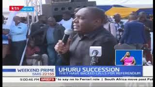 Western region leaders rubbish Deputy President William Ruto's presidential bid