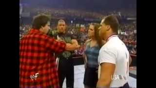 18-09-00 Triple H insults Kurt Angles Olympic Victory