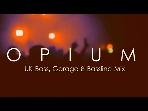 UK Bass & Bassline Mix - NOVEMBER 2016