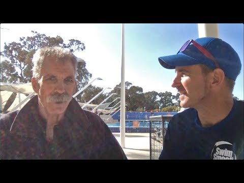 Bud McAllister, Coach Of Janet Evans - Swim Smooth Interview