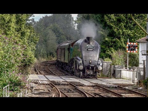 60009 'Union Of South Africa' at Brockenhurst with 'The Dors…