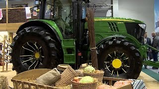 Новинки аграрной техники в Краснодаре представила компания John Deere