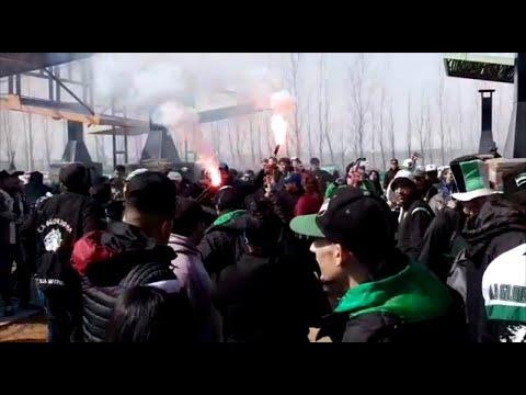 """""""Copa Argentina: Villa Mitre vs Central Córdoba en Cutral Co - La Previa"""" Barra: La Gloriosa • Club: Villa Mitre"""