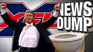 ETC Archive: Vince McMahon's Failed Football League is BACK! - News Dump