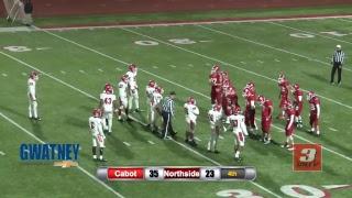 Cabot VS Ft.Smith Northside- 2nd half (10-26-18)